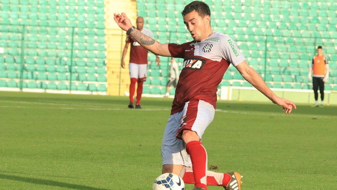 Roberto Cereceda Figueirense (Foto: Luiz Henrique/Figueirense FC)