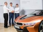 BMW se alia a empresa israelense para ter carro autônomo em 5 anos