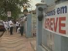 Parte dos funcionários da Santa Casa de Leme entra em greve por salários