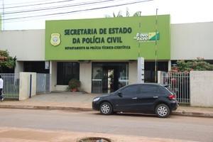 IML acre (Foto: João Paulo Maia/GE)