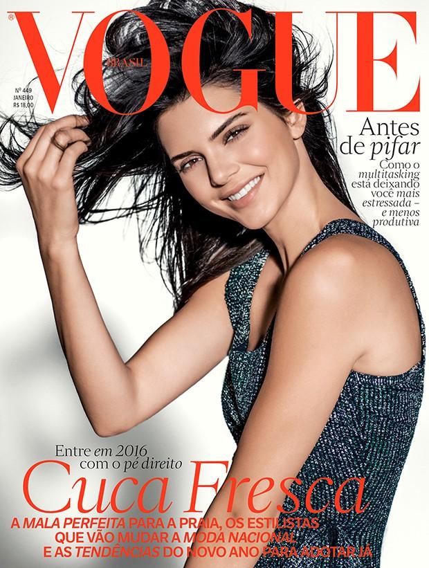 Capa Vogue Janeiro 2016 (Foto: Vogue Brasil)
