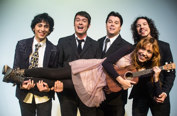Essa ópera pop rock vai divertir toda a família (Foto: Reprodução)