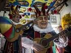 Homenageado dos bonecos gigantes de Olinda é Getúlio Cavalcanti