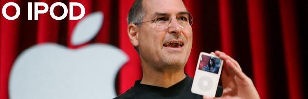Era pós-mp3: o iPod (Foto: Paul Sakuma/AP/Arquivo)