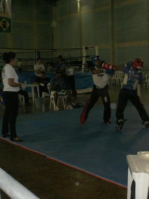 Copa Divinópolis de Kickboxing FMKB Federação Mineira de Kickboxing (Foto: FMKB/Divulgação)