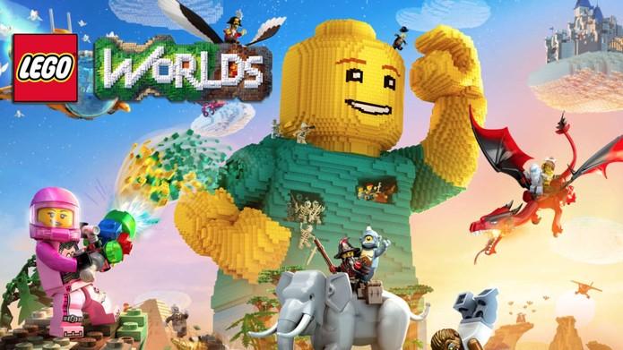 LEGO Worlds (Foto: Divulgação/Warner)