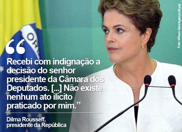 A presidente Dilma Rousseff, em imagem de arquivo (Foto: Wilson Dias/Agência Brasil)