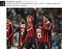 Feliz Aniversário! Ronaldinho envia parabéns para Pirlo e exalta o italiano