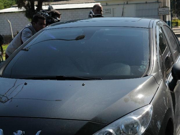 Ex-juiz Nicolau dos Santos Neto deixa presídio em Tremembé, interior de SP (Foto: Fábio França/G1)