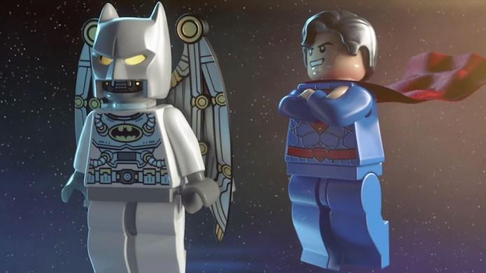 Lego Batman 3: Beyond Gotham traz muitos personagens e skins para jogar (Foto: Divulgação)