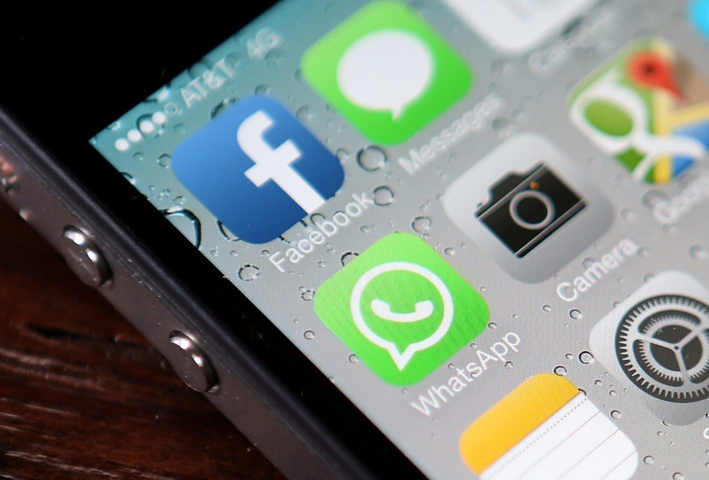 Facebook adquire Whatsapp (Foto: Getty Images)