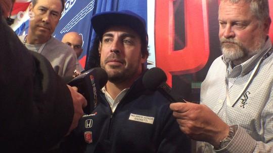 Diário da Indy 500: foco em Alonso, e Kanaan zoeiro marcam media day