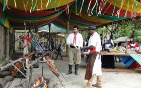 Festa típica gaúcha representa o passado de Cris
