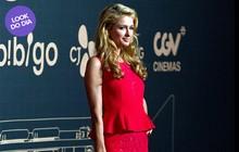 Look do dia: Paris Hilton aposta em modelito rosa em evento na China