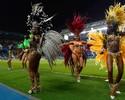 Samba e nocaute na Rússia