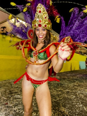 Carnaval 2013 Piracicaba - Caxangá (Foto: Roberto Amaral)