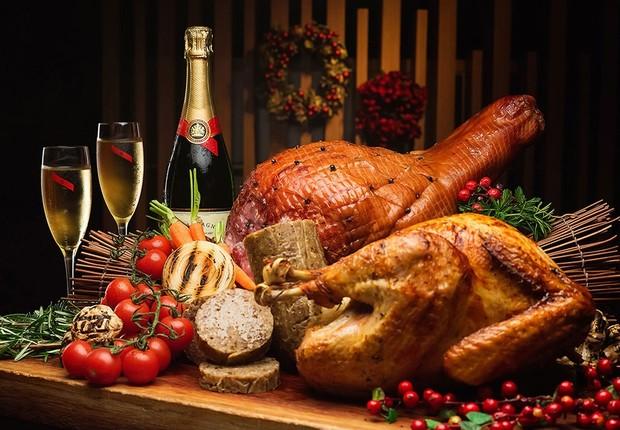 Ceia de Natal ; fim de ano ; festas de final de ano ;  (Foto: Shutterstock)