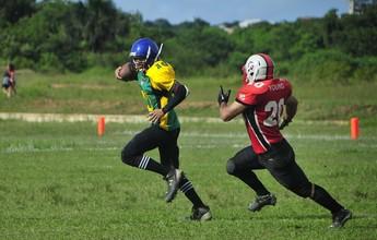 Black Hawks e Cavaliers vencem na sétima rodada do Manaus Bowl
