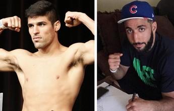 Vicente Luque substitui Lyman Good e encara Belal Muhammad no UFC 205