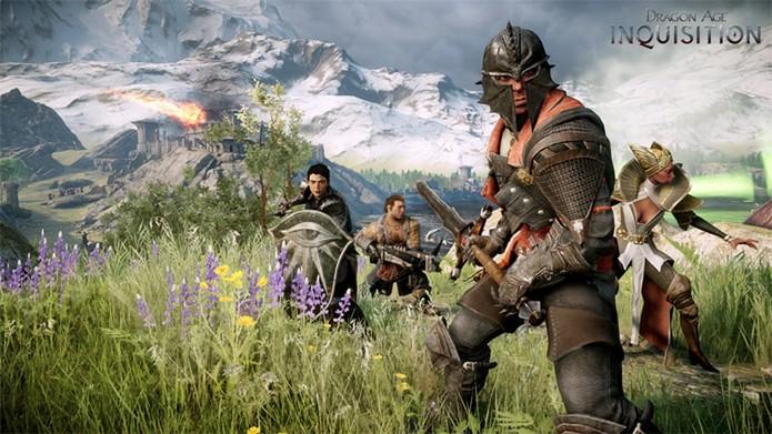 Dragon Age: Inquisition não abre? Saiba como resolver (Foto: Divulgação/Bioware)