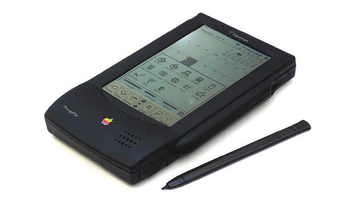 Newton é um PDA da Apple considerado um antecessor de smartphones e tablets (Foto: Divulgação/Apple)