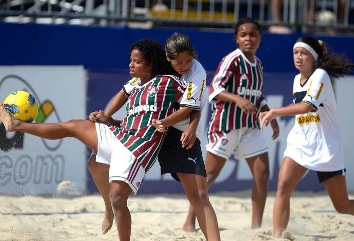 Fluminense x Botafogo Beach Soccer (Foto: Divulgação)