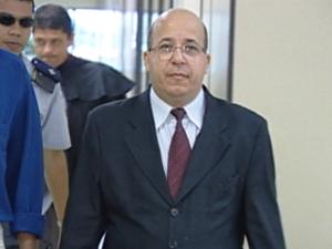 Antonio Leopoldo Teixeira, juiz aposentado (Foto: Arquivo/ TV Gazeta)