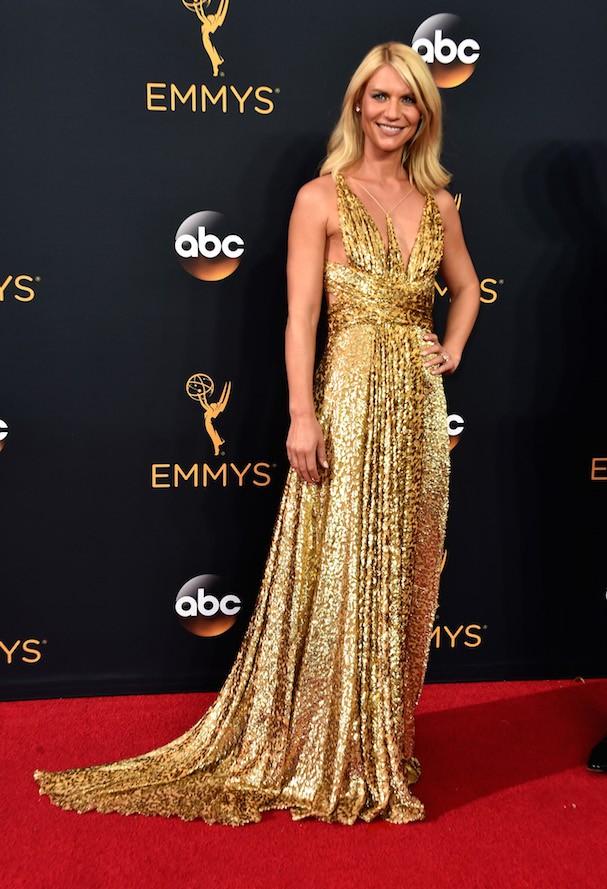 Claire Danes de Schiaparelli Couture (Foto: Getty Images)
