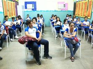 Matrículas devem ser realizadas nas secretarias das escolas estaduais de Roraima (Foto: Divulgação/Seed)