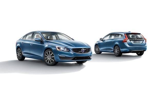Volvo S60 e V60 (Foto: Divulgação)