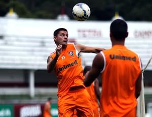 Rafael Sobis treina nas Laranjeiras (Foto: Nelson Perez / Fluminense F.C. )