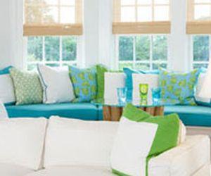 Azul-turquesa na decoração: veja dicas de como usar