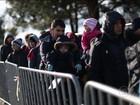 Mais de um milhão de imigrantes entraram na Europa em 2015