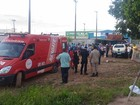 Pai e filho são mortos no meio da rua no Segundo Distrito de Ji-Paraná, RO