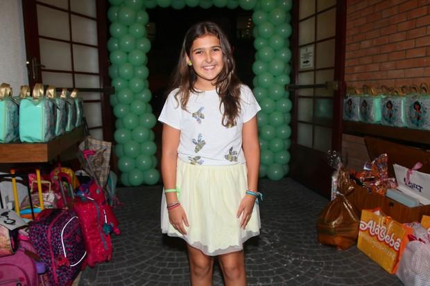 Natali, filha de Jacqueline Dalabona (Foto: Manuela Scarpa/Brazil News)