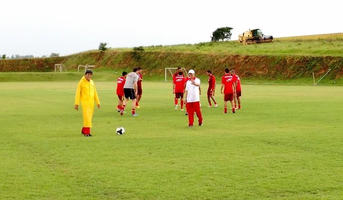 Atlético Sorocaba, treino,  (Foto: Emilio Botta)