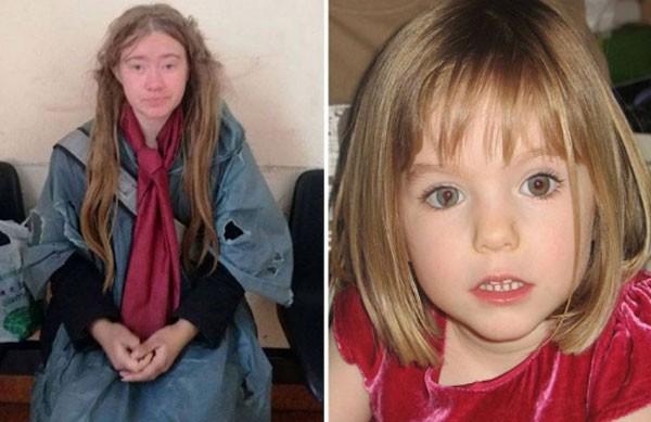 Madeleine McCann pode ter sido encontrada em Roma (Foto: Reprodução)