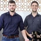 Pesquisadores visitam empresa nos EUA   (Ares Soares/Unifor)