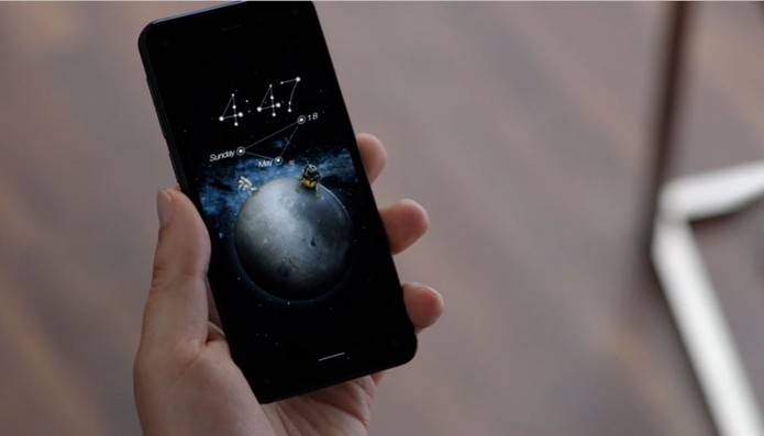 Amazon lança seu primeiro smartphone, Fire Phone (Foto: Reprodução/ Amazon)