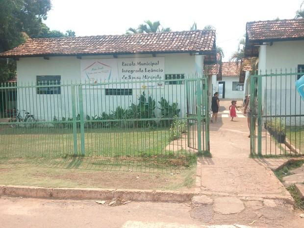 Prefeito decidiu reformar escolas; o gasto das obras será de R$ 80 mil (Foto: Divulgação/Ascom Prefeitura de Guaraí)
