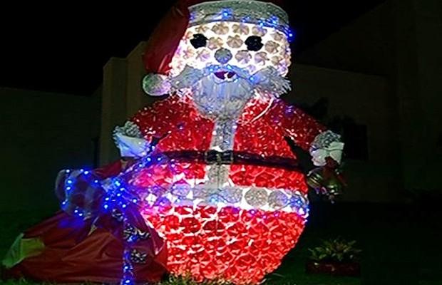 G1 Alunos De Escolas Públicas Fazem Decoração De Natal De Cidade