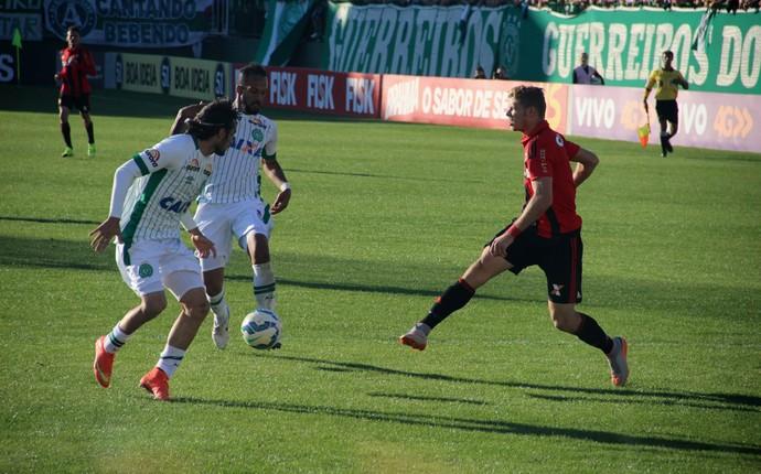 chapecoense x sport (Foto: Cleberson Silva/Chapecoense)