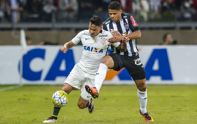 Giovanni Augusto Corinthians x Atlético-MG (Foto: YURI EDMUNDO/ELEVEN/ESTADÃO CONTEÚDO)