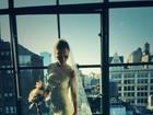 Veja foto de Christina Ricci de noiva
