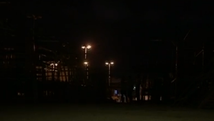 Moradores reclamam de falta de iluminação (Reprodução/ TV Asa Branca)
