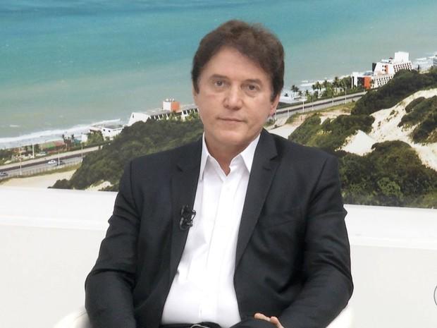 Governador confirmou que pretende desativar Alcaçuz (Foto: Reprodução/Inter TV Cabugi)
