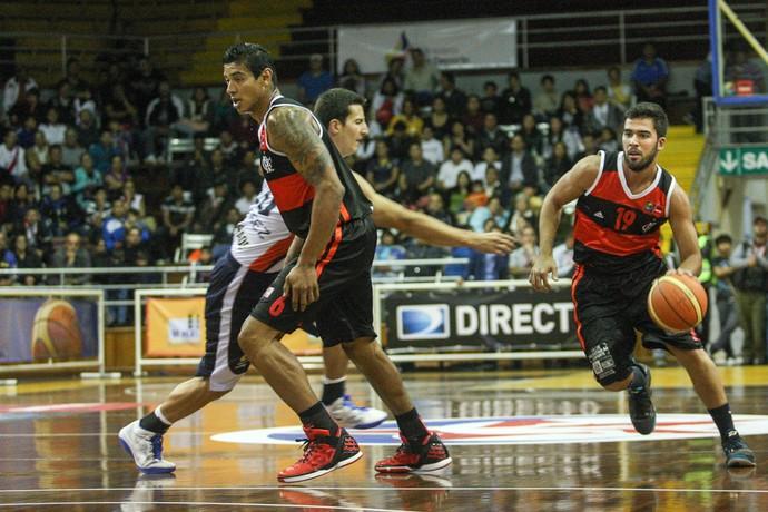 Basquete - Flamengo x Mavort (Foto: FIBA Américas)