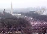 Milhões de mulheres protestam contra Donald Trump