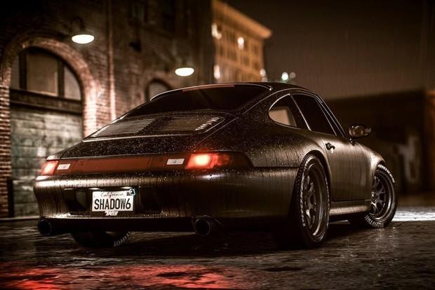 Último 911 refrigerado a ar é um dos clássicos modernos do jogo (Foto: Divulgação)