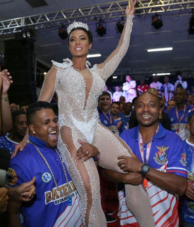 Gracyanne Barbosa (Foto: AgNews / Anderson Borde)
